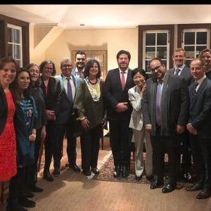 Naoko Ishii, Directora del Fondo para el Medio Ambiente Mundial – GEF reitera su apoyo a Colombia