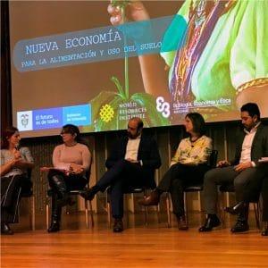 Lanzamiento FOLU Global. Colombia le apuesta a la transformación de sus sistemas alimentarios y al uso suelo