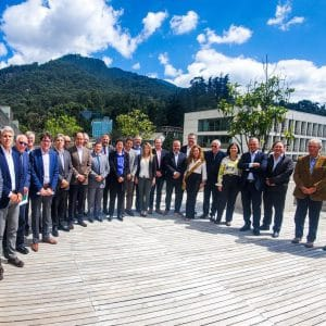 El Consejo Consultivo en Agronegocios e Industria Alimentaria de la Universidad de los Andes y FOLU oficializan alianza